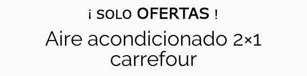 pensamientos sobre gran selección de 2019 venta directa de fábrica Aire acondicionado 2x1 carrefour 🥇 MEJORES Precios para ...